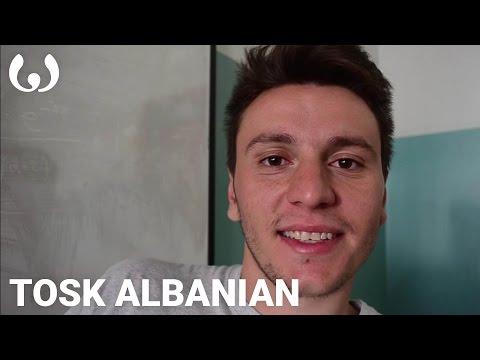 WIKITONGUES: Enkelejd speaking Tosk Albanian