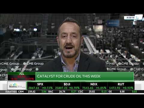 Bob Iaccino on Crude Oil Futures