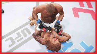 UFC 2 Ultimate Team Gameplay - CAN HE GO THE DISTANCE??