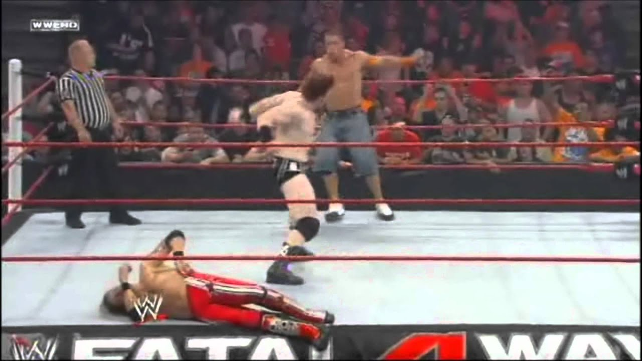 2010 Way Fatal Wwe