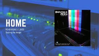 Home | REHEARSAL | Depeche Mode