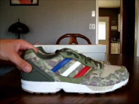 1e5903886 BAPE x UNDEFEATED x ADIDAS ZX 5000 - YouTube