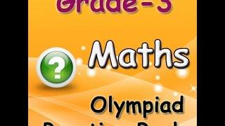 class 3 Math Olympiad Practice book