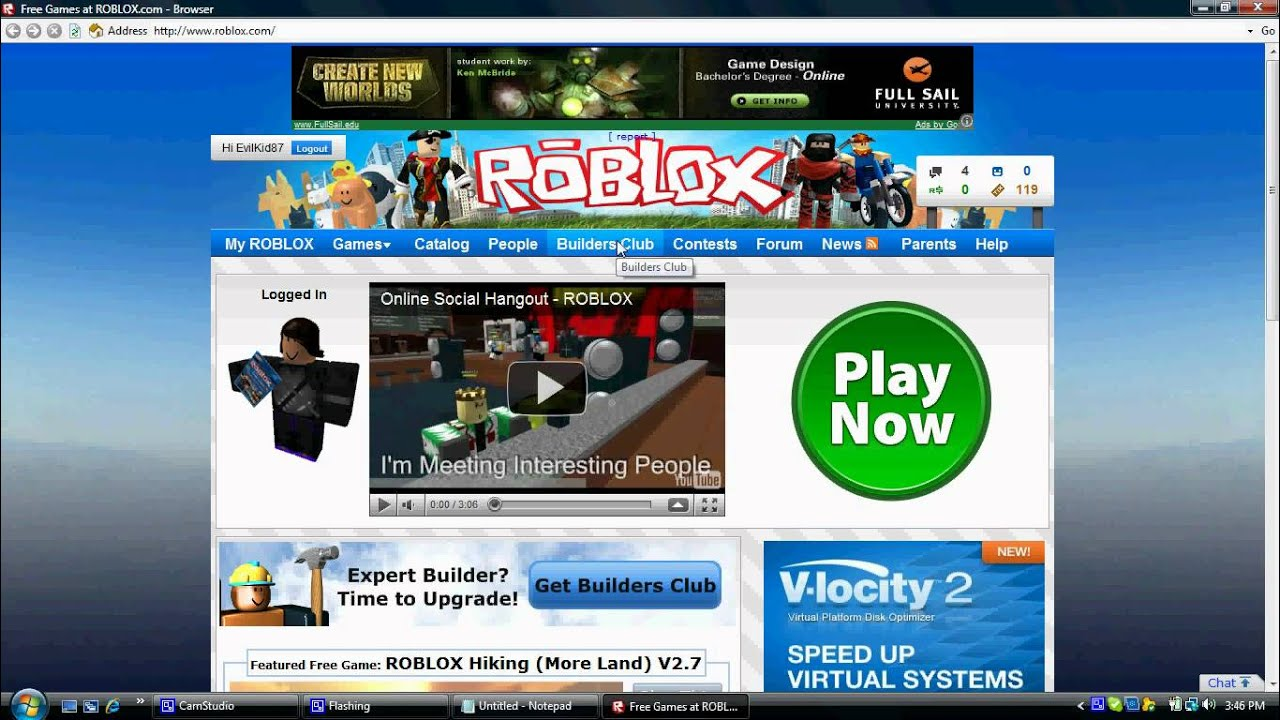 How To Get Free Robux On Roblox! - YouTube - photo#26