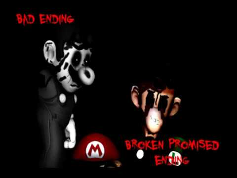 """Mario in Animatronic Horror"" {Night 5} - The Broken Promised Ending"