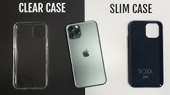 Die perfekten Hüllen? ROXX Clear Case & Slim Case im Test