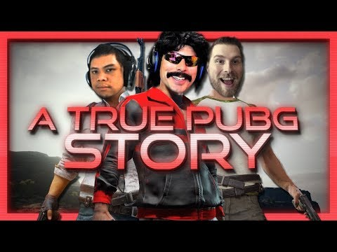 A True PUBG Story - With Vsnz & Halifax | Battle Royale Gameplay