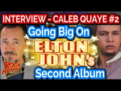 Guitarist Caleb Quaye Remembers Going Big On Elton John's 2nd LP Mp3