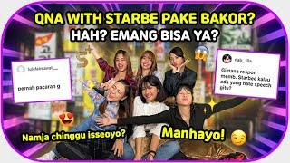 Download lagu OMG.. TERNYATA MEMBER STARBE ASLINYA TUH.... || Borassaem ft. @StarBe Official @Jinjuyaa : OfCOS TV