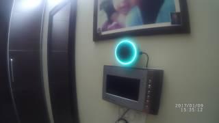 Smart home , Home Automation Setup Demo New Delhi India ( Hindi )