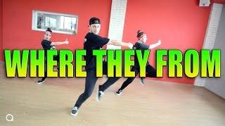 Missy Elliott - WTF Where They From @OlegAnikeev Choreography / ANY DANCE