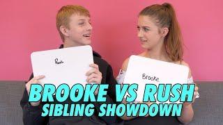 Brooke Butler vs. Rush Holland - Sibling Showdown