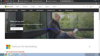 Free Antivirus | Microsoft Security Essentials | MSE install |