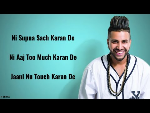 Coka Lyrics Sukh-e Muzical Doctorz  Jaani  New Song 2019