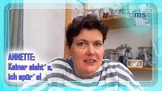Annette: Meine unsichtbaren Probleme | Keiner sieht´s, eine spürt´s | Welt MS Tag 2019