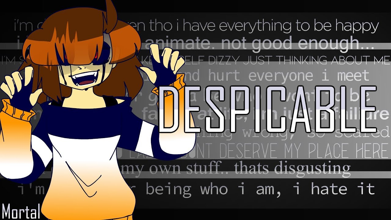 Download [NO AUDIO] Despicable - animation meme