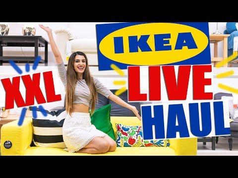 XXL IKEA LIVE HAUL DEN IHR BESTIMMT! + 500€ VERLOSUNG 🎉 KINDOFROSY