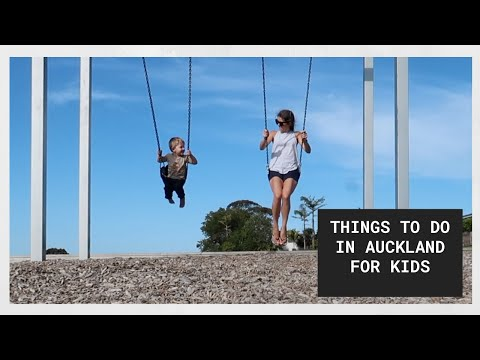 FREE OR CHEAP THINGS TO DO IN AUCKLAND WITH KIDS