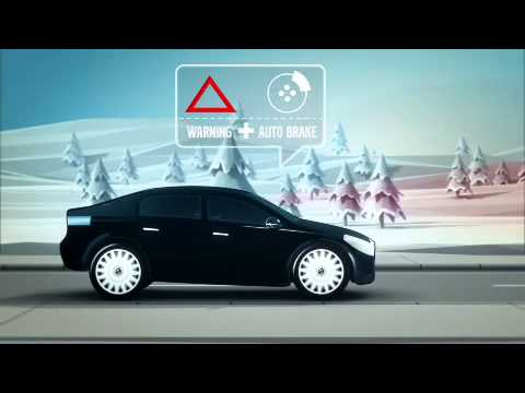 Volvo's Animal Detection system