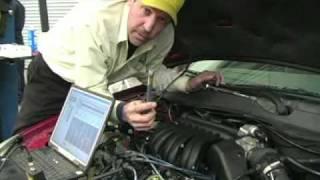 EMissfire Detector  2002 Ford Taurus