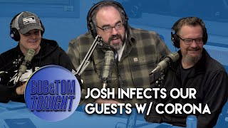 Josh Infects Greg Warren and Reno Collier | B&T Tonight