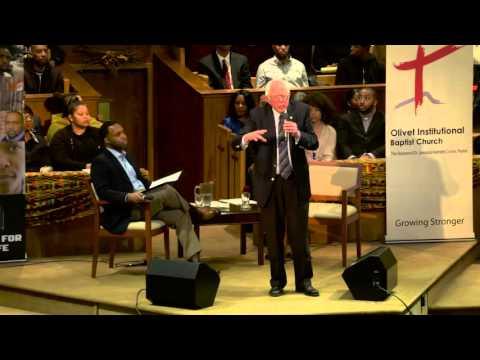 Cowards Suppress Voters - We Want Participation | Bernie Sanders
