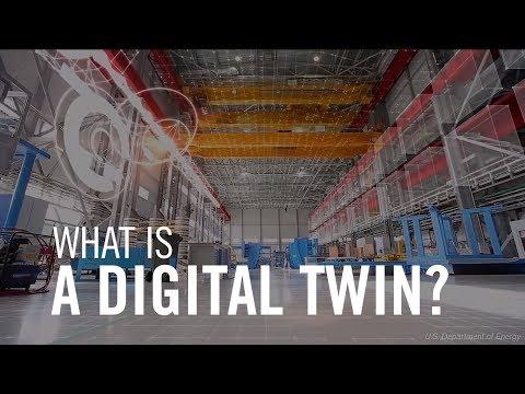 .數位孿生的今生 ——  數位現實