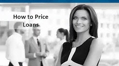 How To Price Fixed Rate Loans