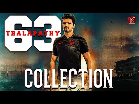 Thalapathy 63 Collects 55 Crore Before Release   Sun
