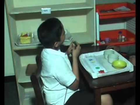 Autistic Children's Welfare Foundation School, Chittagong 2012