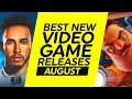 Best New Video Game Releases in August at Smyths Toys