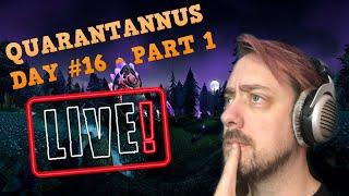 DOUBLE STREAM DAY?!! | Quarantannus Day #16 - PART 1 |  World of Warcraft Livestream
