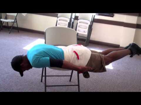 1000 Ways to Plank - follow @toddyrockstar on Twitter!