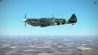 Flight Simulator Comparison - DCS, IL-2 Sturmovik, War Thunder