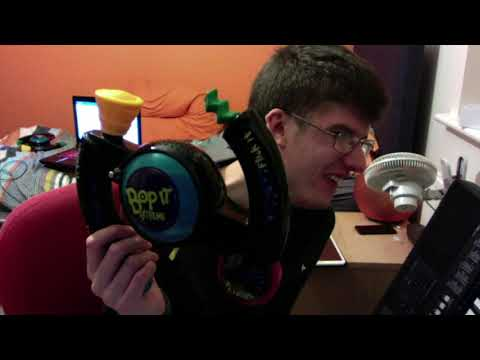 Bop It Extreme on Low Batteries