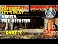 Fallout 4 Survival Let's Play - Nikita the Assassin - Synth Retention: Clearing Libertalia - P78