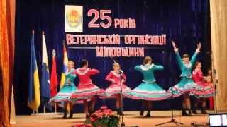 Казачий танец(Хореографическая студия