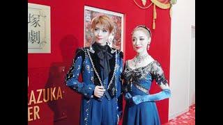 宝塚歌劇団花組公演「ポーの一族」が16日、東京宝塚劇場で初日を迎え...