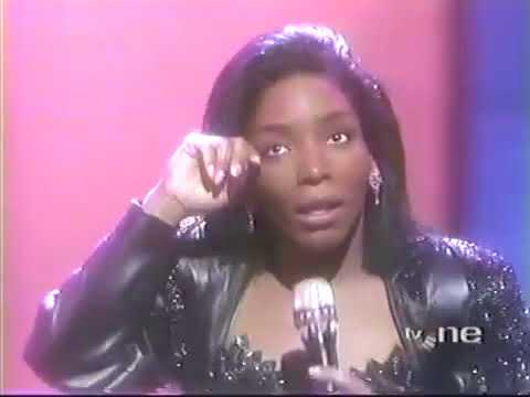 "Stephanie Mills Showtime At The Apollo ""You're Puttin' A Rush On Me"" & ""I Feel Good All Over"""