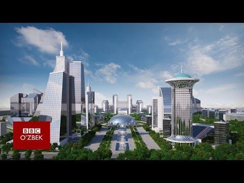 "Пойтахтда қурилиши режаланган ""Toshkent city"" лойиҳаси - BBC O'zbek"