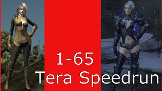 Brawler Levels 1-65 In One Hour Tera Speed Run Time Lapse!