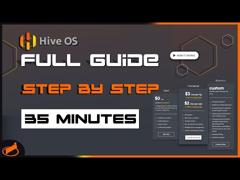 Mining With HiveOS | Step-by-Step Tutorial \u0026 Review