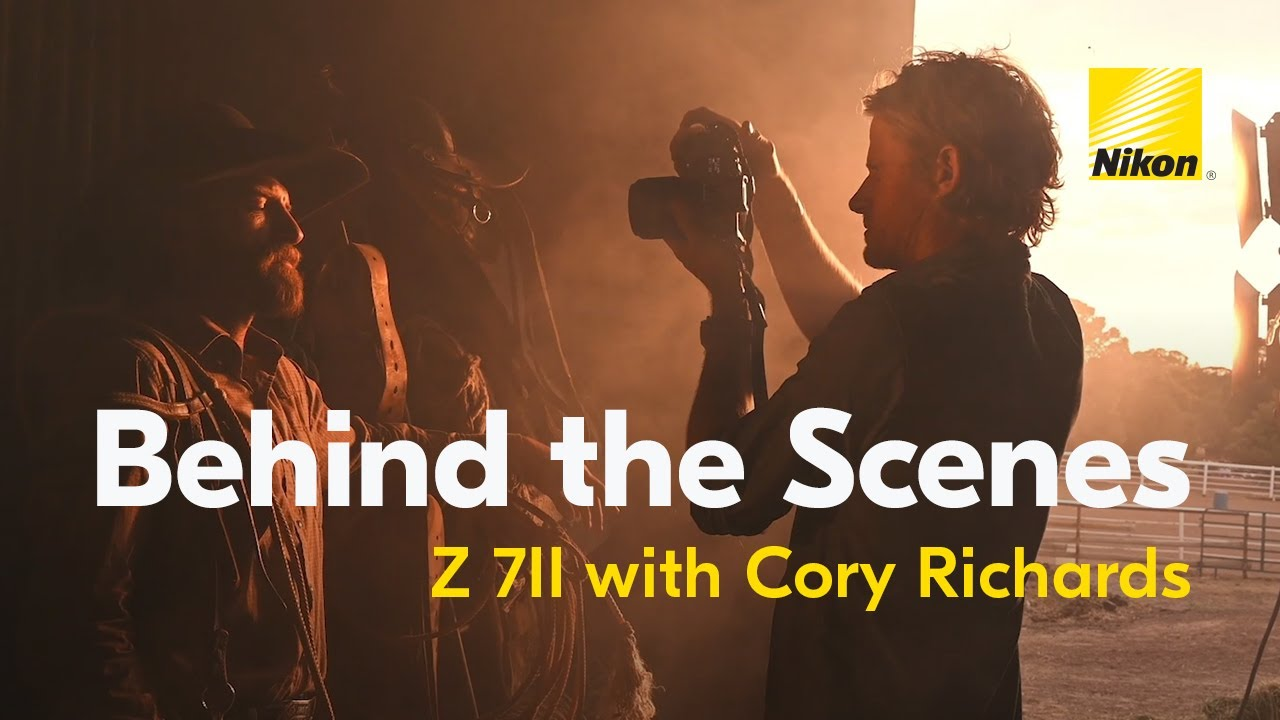 Behind the Scenes: Cory Richards with the Nikon Z 7II
