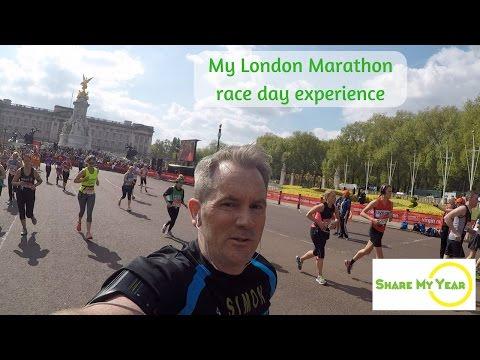 My London Marathon race day experience   ShareMyYear