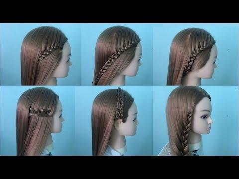AnaTran - 6 kiểu tết tóc đi học đơn giản dể thương tự làm