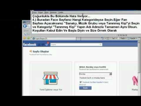 Facebook Sayfa Ve Arkadaş Kasma(www.fbmlkodcu.com)