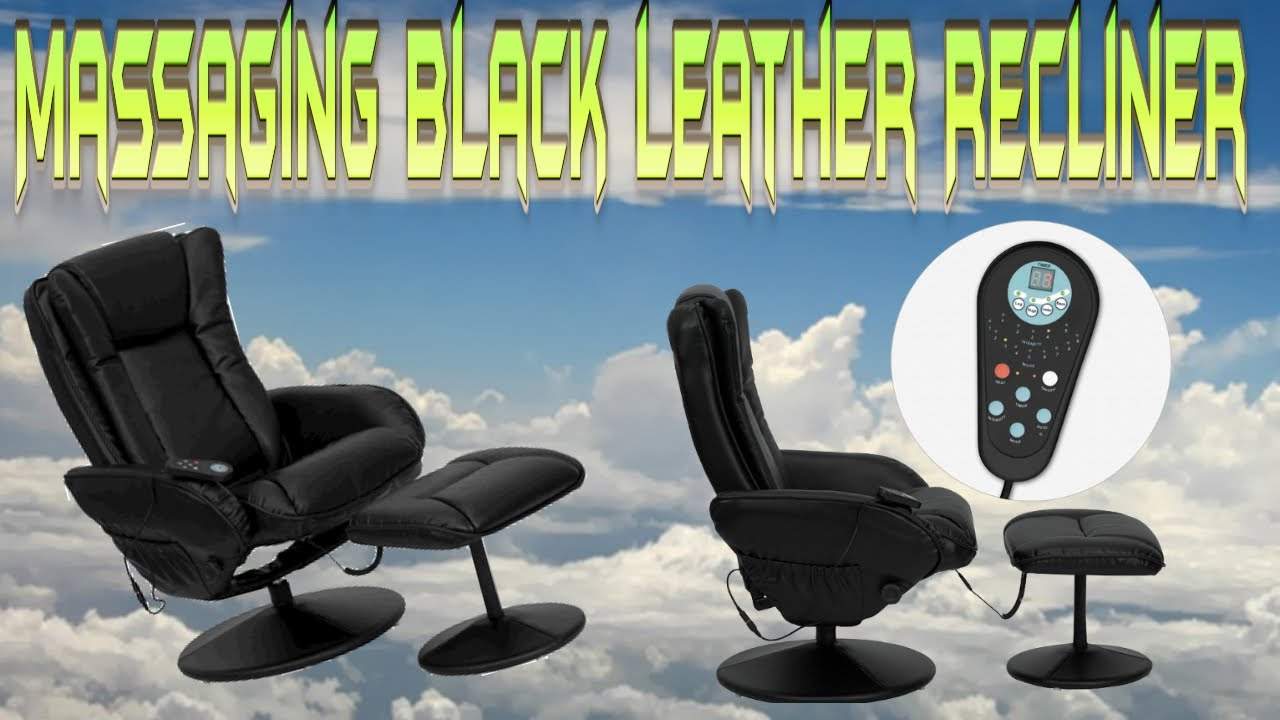 Unboxing Recliner Chair With Massage And Heat