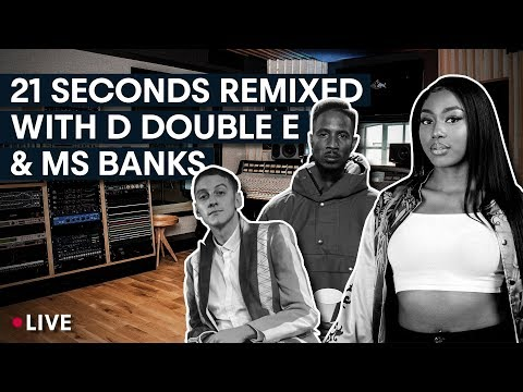 So Solid Crew Remix 21 Seconds with D Double E, Ms Banks, Toddla T & DJ Q | Studios Live