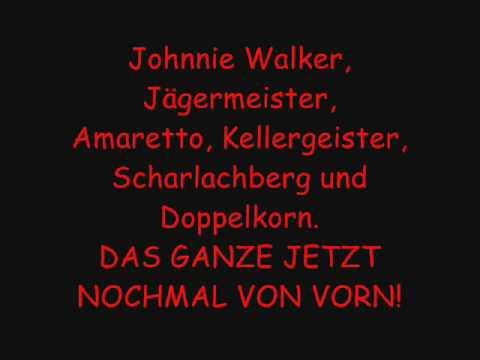 Otto Waalkes Wir Haben Grund Zum Feiern Lyrics Youtube