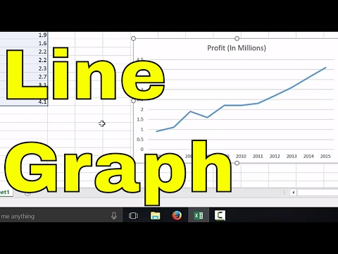 How to draw graph in ms excel 2020